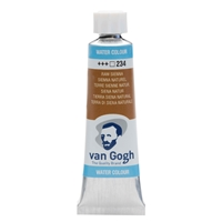 Picture of 234 - Van Gogh Watercolour 10ML RAW SIENNA