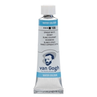 Picture of 106 - Van Gogh Watercolour 10ML WHITE EXTRA OPAQ