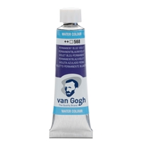 Picture of 568 - Van Gogh Watercolour 10ML PERM.BLUE VIOL