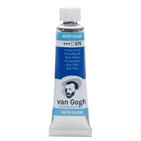 Picture of 570 - Van Gogh Watercolour 10ML PHTHALO BLUE
